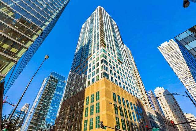 2 E Erie Street #1205, Chicago, IL 60611 (MLS #10953256) :: Touchstone Group
