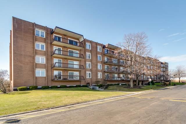 8101 W Courte Drive #304, Niles, IL 60714 (MLS #10953283) :: Helen Oliveri Real Estate