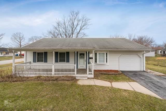 22704 Theodore Avenue, Sauk Village, IL 60411 (MLS #10953422) :: Jacqui Miller Homes