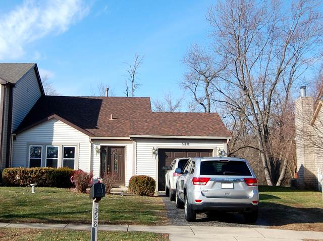 328 Chaparral Circle, Elgin, IL 60120 (MLS #10953429) :: John Lyons Real Estate