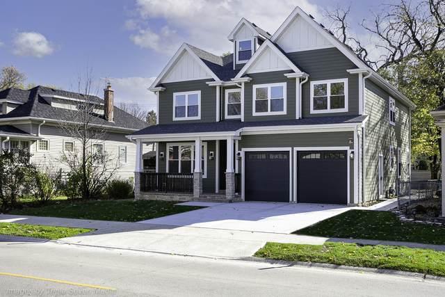 193 E Quincy Street, Riverside, IL 60546 (MLS #10953459) :: Helen Oliveri Real Estate