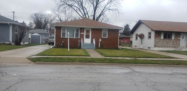 1707 N Center Street, Crest Hill, IL 60435 (MLS #10953529) :: The Wexler Group at Keller Williams Preferred Realty