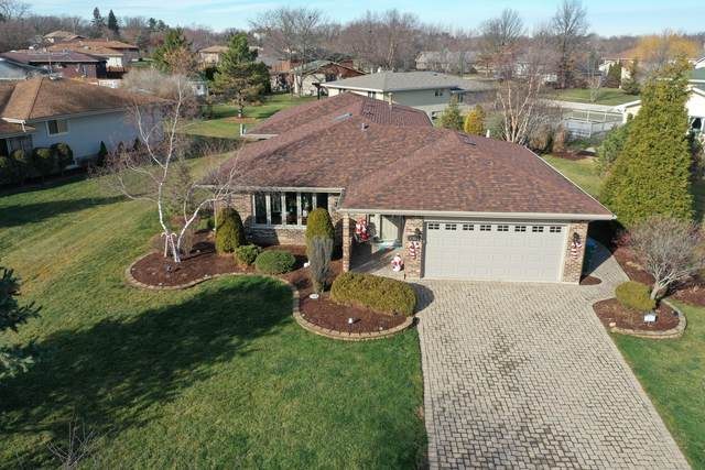 11916 S Pinecreek Drive, Orland Park, IL 60467 (MLS #10953546) :: Lewke Partners