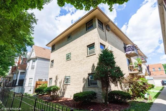 4111 N Mozart Street 3E, Chicago, IL 60618 (MLS #10953588) :: Helen Oliveri Real Estate