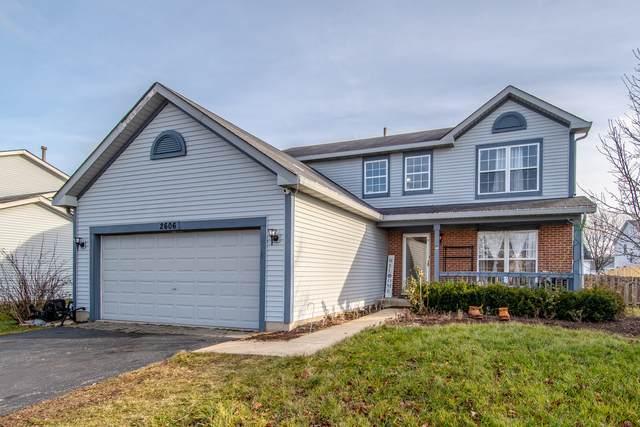 2606 River Bend Lane, Plainfield, IL 60586 (MLS #10953638) :: Jacqui Miller Homes
