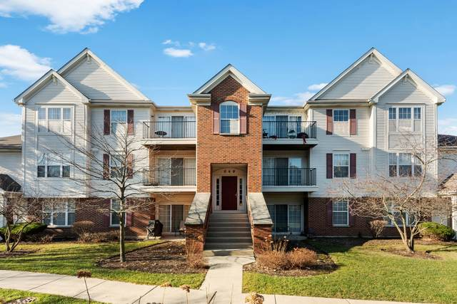 640 Mill Circle #206, Wheeling, IL 60090 (MLS #10953659) :: The Wexler Group at Keller Williams Preferred Realty