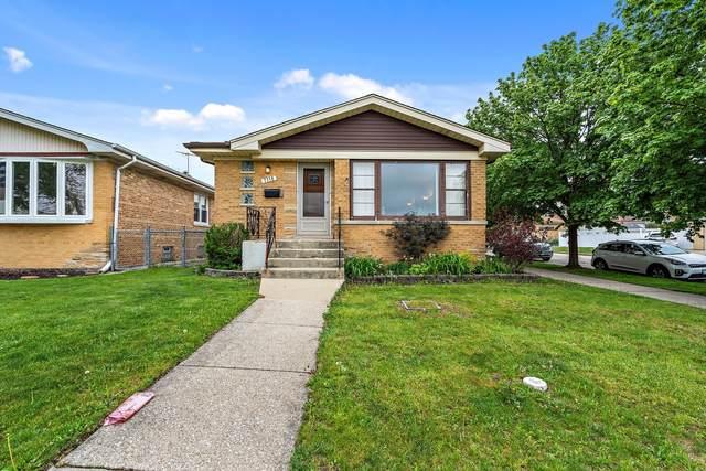 7358 N Oconto Avenue, Chicago, IL 60631 (MLS #10953685) :: Helen Oliveri Real Estate
