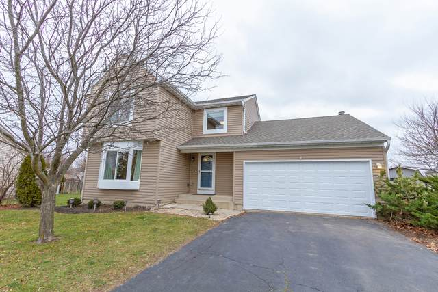 4 Parkwood Court, Streamwood, IL 60107 (MLS #10953732) :: The Spaniak Team