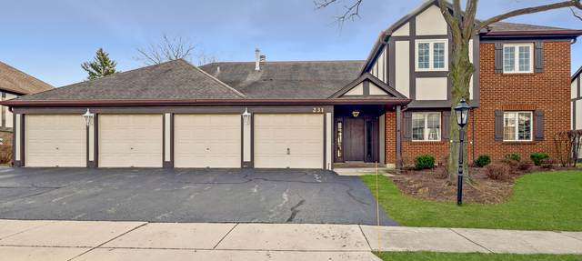 231 Stanhope Drive B, Willowbrook, IL 60527 (MLS #10954146) :: The Wexler Group at Keller Williams Preferred Realty