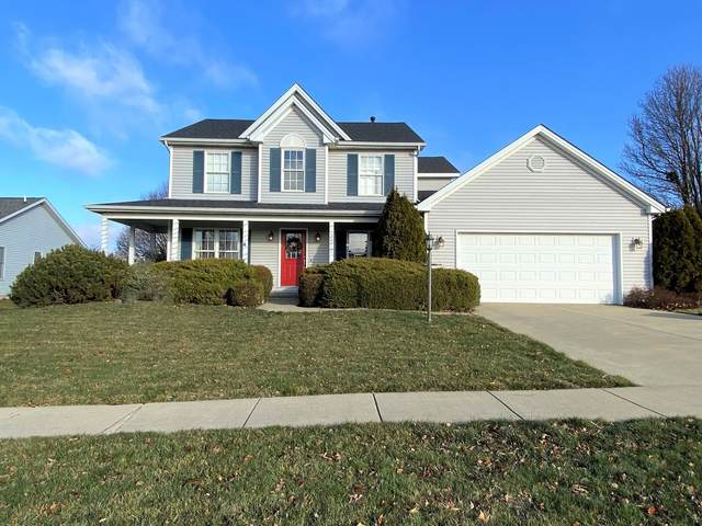 1412 E Amy Drive, Mahomet, IL 61853 (MLS #10954163) :: Jacqui Miller Homes