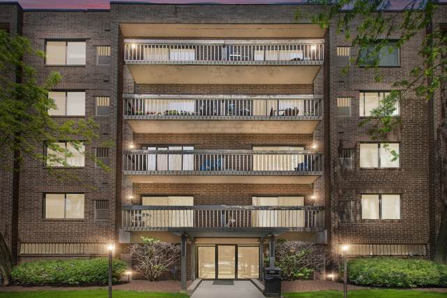 6102 N Sheridan Road #203, Chicago, IL 60660 (MLS #10954248) :: The Wexler Group at Keller Williams Preferred Realty