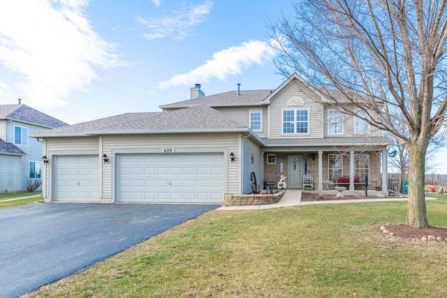 629 Christopher Street, Plano, IL 60545 (MLS #10954291) :: Jacqui Miller Homes