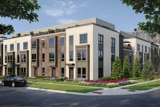 37 S Chestnut Lot #1 Avenue, Arlington Heights, IL 60005 (MLS #10954464) :: The Spaniak Team