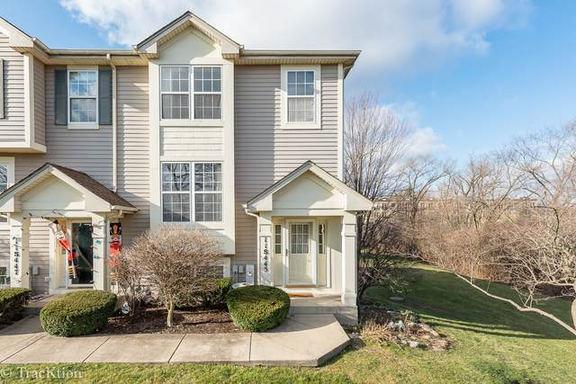 11s445 Rachael Court #445, Willowbrook, IL 60527 (MLS #10954546) :: Suburban Life Realty