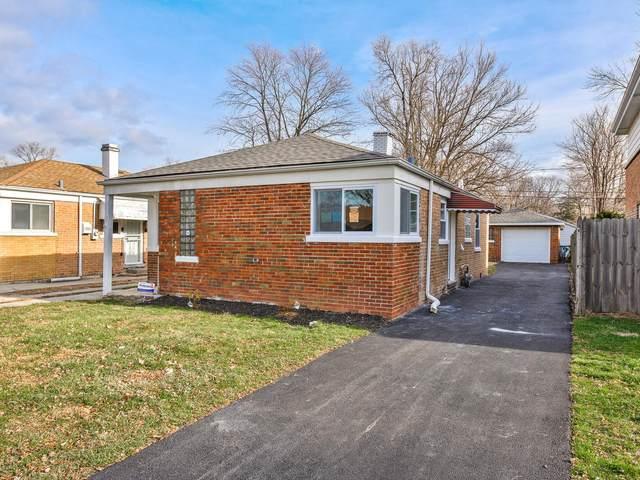 12617 S Bishop Street, Calumet Park, IL 60827 (MLS #10954563) :: Jacqui Miller Homes