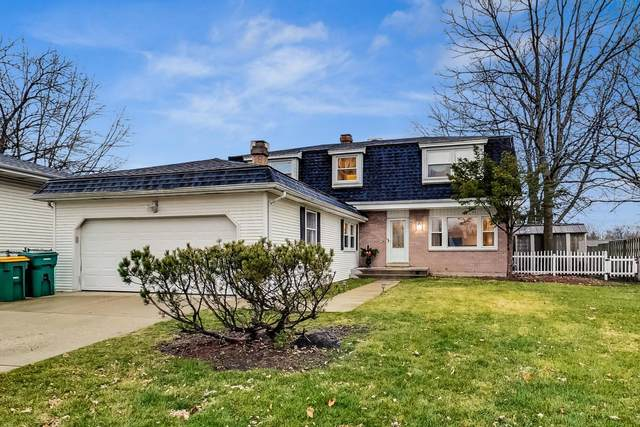 565 Beechwood Road, Buffalo Grove, IL 60089 (MLS #10954589) :: Helen Oliveri Real Estate