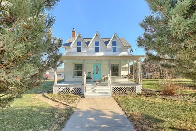 204 S Main Street, PIERSON STATION, IL 61929 (MLS #10954741) :: Suburban Life Realty