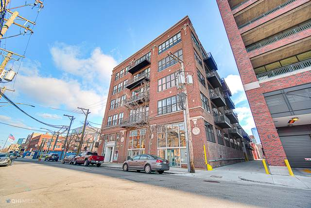 215 N Aberdeen Street 208B, Chicago, IL 60607 (MLS #10954840) :: The Wexler Group at Keller Williams Preferred Realty