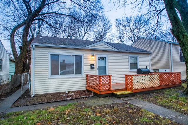 14033 Calhoun Avenue, Burnham, IL 60633 (MLS #10954880) :: Schoon Family Group