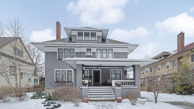 215 N Elmwood Avenue, Oak Park, IL 60302 (MLS #10954883) :: Angela Walker Homes Real Estate Group