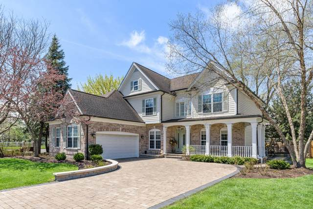 964 S Scarsdale Court, Arlington Heights, IL 60005 (MLS #10954937) :: Janet Jurich