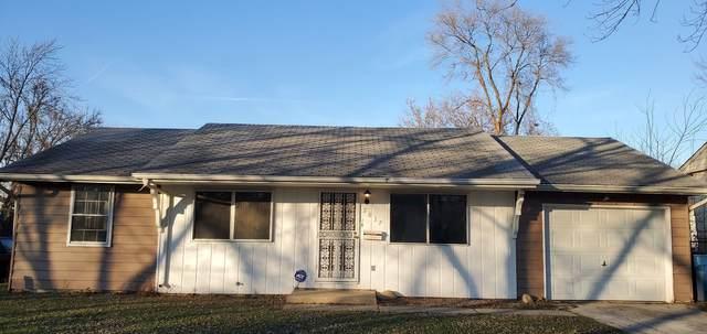 2837 223rd Place, Sauk Village, IL 60411 (MLS #10954938) :: John Lyons Real Estate