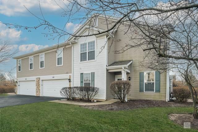 128 Schneider Court #128, North Aurora, IL 60542 (MLS #10955025) :: John Lyons Real Estate