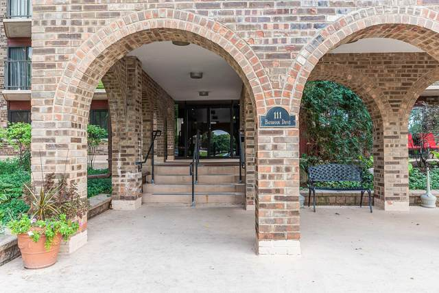 111 S Baybrook Drive #511, Palatine, IL 60074 (MLS #10955102) :: Helen Oliveri Real Estate