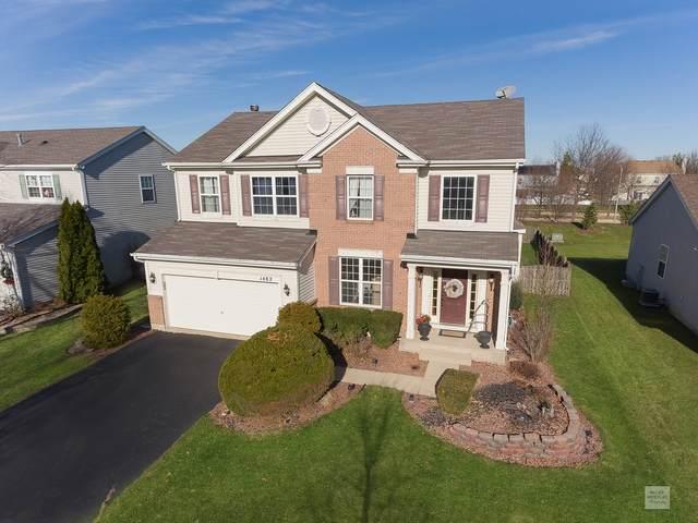 1482 Glenside Drive, Bolingbrook, IL 60490 (MLS #10955149) :: John Lyons Real Estate