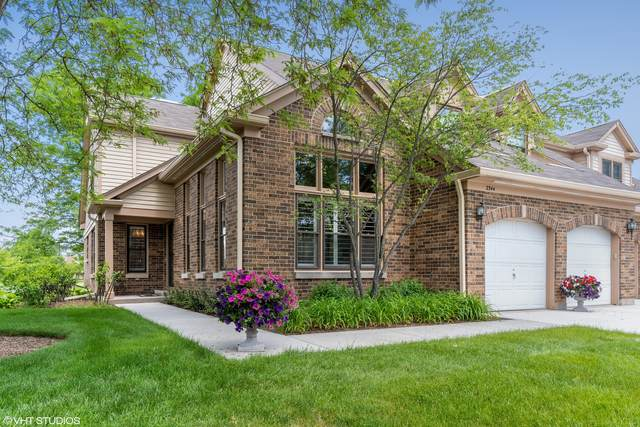 2344 Magnolia Court E, Buffalo Grove, IL 60089 (MLS #10955162) :: Janet Jurich