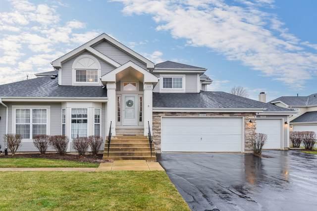 1344 Georgetown Drive #1344, Batavia, IL 60510 (MLS #10955179) :: Jacqui Miller Homes