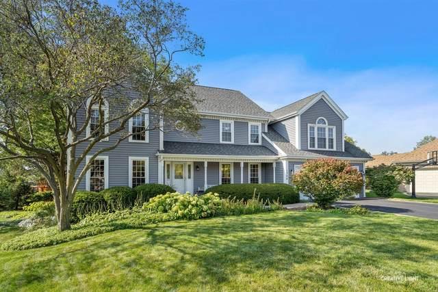 1724 Austin Court, Wheaton, IL 60189 (MLS #10955222) :: Jacqui Miller Homes