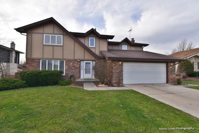 14604 S Appaloosa Lane, Homer Glen, IL 60491 (MLS #10955286) :: Jacqui Miller Homes