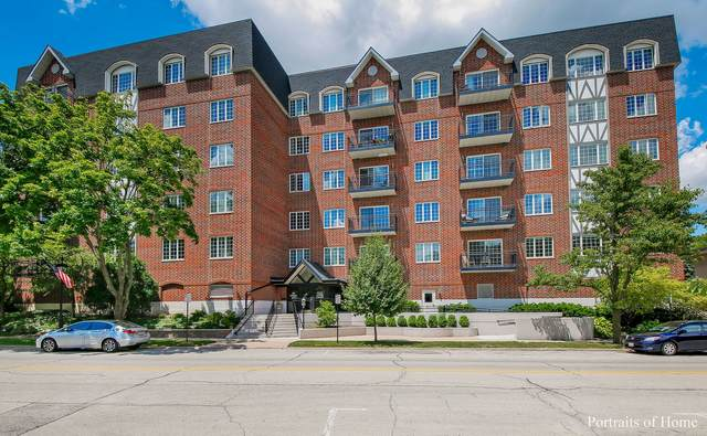 501 Forest Avenue #207, Glen Ellyn, IL 60137 (MLS #10955301) :: The Wexler Group at Keller Williams Preferred Realty