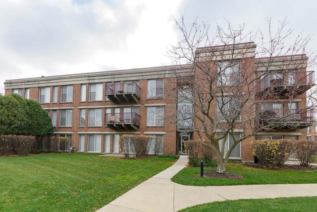 402 Kelburn Road #122, Deerfield, IL 60015 (MLS #10955320) :: The Wexler Group at Keller Williams Preferred Realty