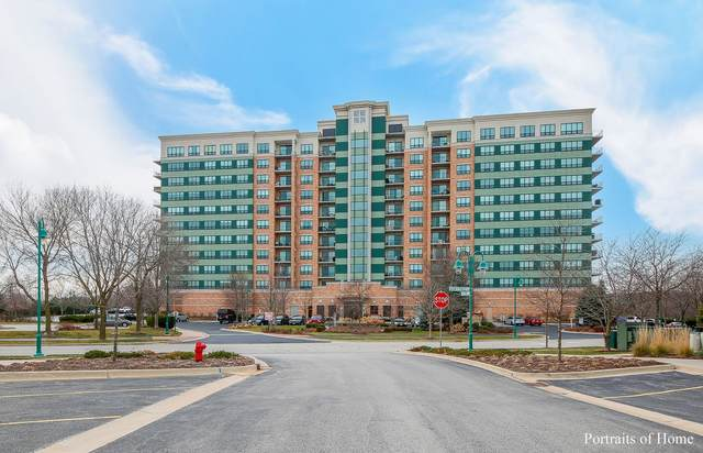 6420 Double Eagle Drive #404, Woodridge, IL 60517 (MLS #10955443) :: Schoon Family Group