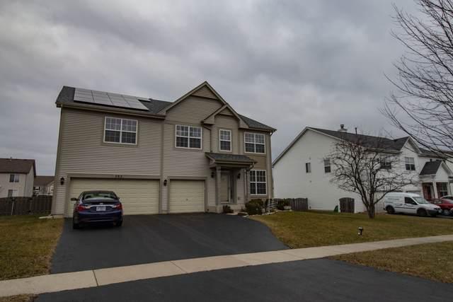 282 W Caldwell Drive, Round Lake, IL 60073 (MLS #10955511) :: John Lyons Real Estate