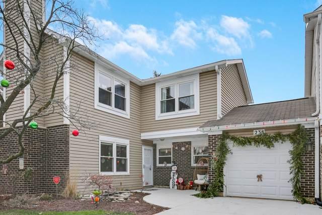 238 Tamarack Drive, Bloomingdale, IL 60108 (MLS #10955592) :: Janet Jurich