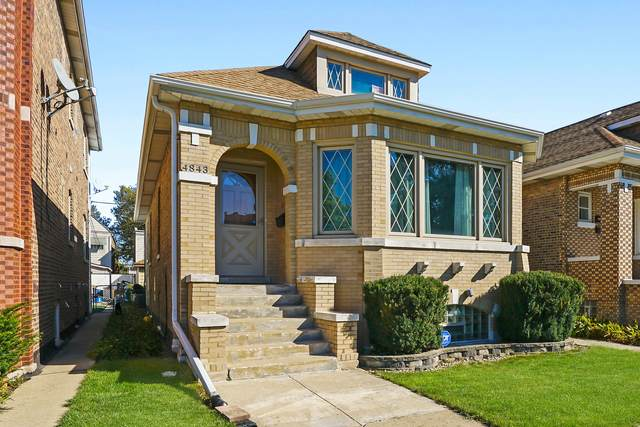 4843 S Keeler Avenue, Chicago, IL 60632 (MLS #10955611) :: The Wexler Group at Keller Williams Preferred Realty
