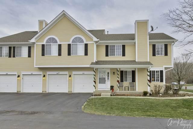 653 Silver Creek Road #653, Woodstock, IL 60098 (MLS #10955644) :: The Wexler Group at Keller Williams Preferred Realty