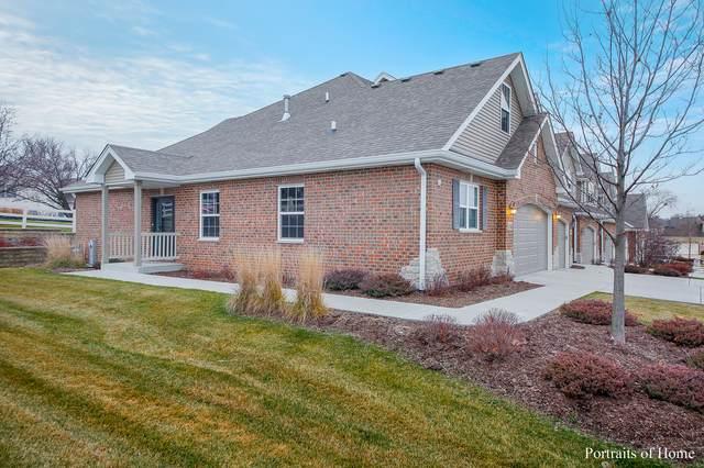 11140 Alpine Lane, Orland Park, IL 60467 (MLS #10955685) :: John Lyons Real Estate