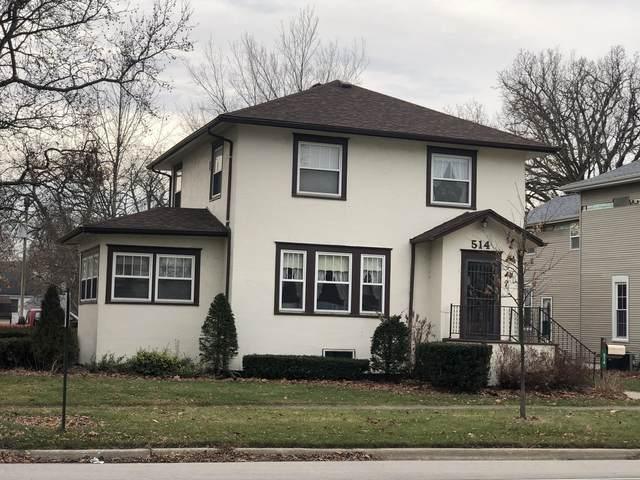 514 E Pells Street, Paxton, IL 60957 (MLS #10955713) :: The Wexler Group at Keller Williams Preferred Realty