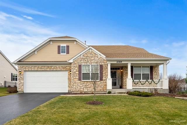 2069 Bartram Road, North Aurora, IL 60542 (MLS #10955739) :: John Lyons Real Estate