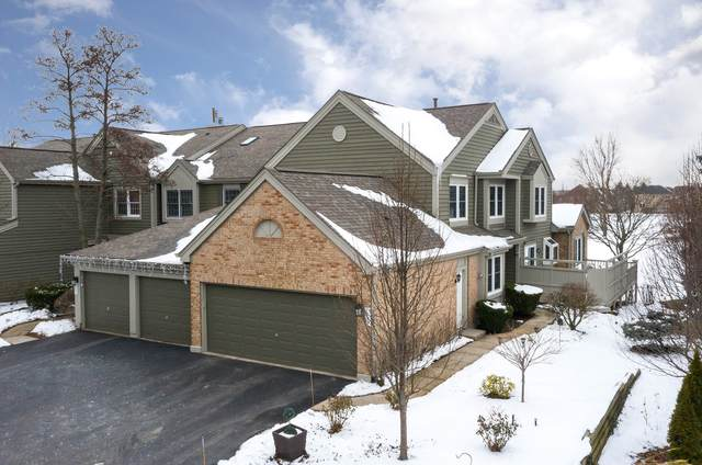 1593 Aberdeen Court #1593, Naperville, IL 60564 (MLS #10955745) :: Suburban Life Realty
