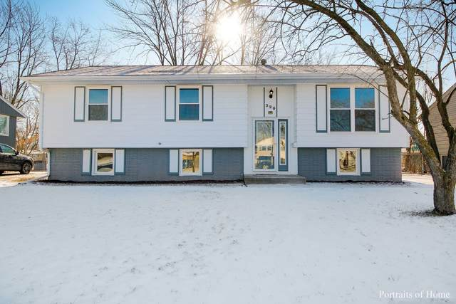 320 E Center Street, Glenwood, IL 60425 (MLS #10955821) :: The Spaniak Team