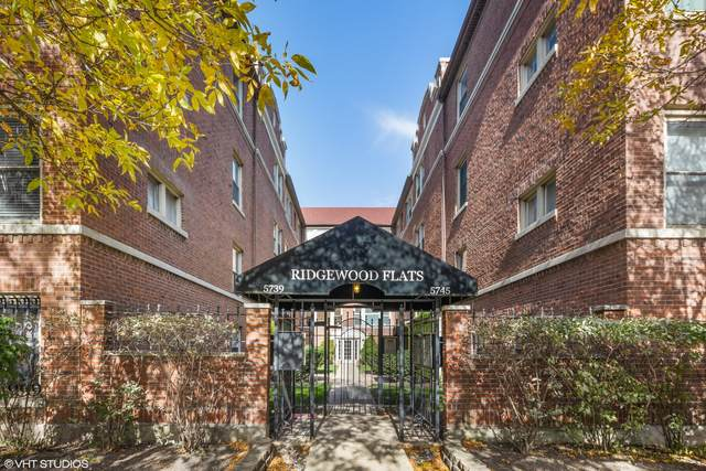 5743 N Ridge Avenue #2, Chicago, IL 60660 (MLS #10955880) :: The Wexler Group at Keller Williams Preferred Realty