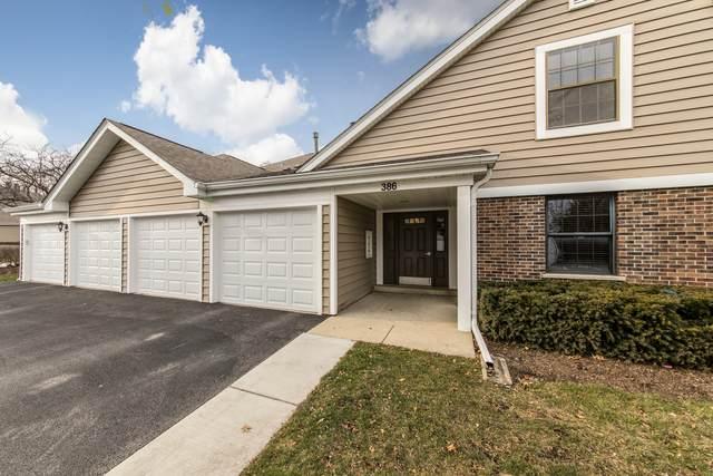 386 Lambert Avenue B1, Schaumburg, IL 60193 (MLS #10955907) :: RE/MAX IMPACT