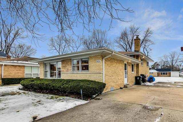 9424 Karlov Avenue, Skokie, IL 60076 (MLS #10955919) :: Helen Oliveri Real Estate