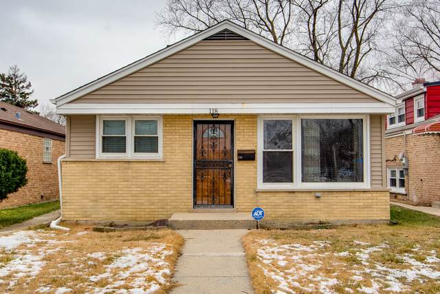 118 Eastern Avenue, Bellwood, IL 60104 (MLS #10956013) :: The Wexler Group at Keller Williams Preferred Realty