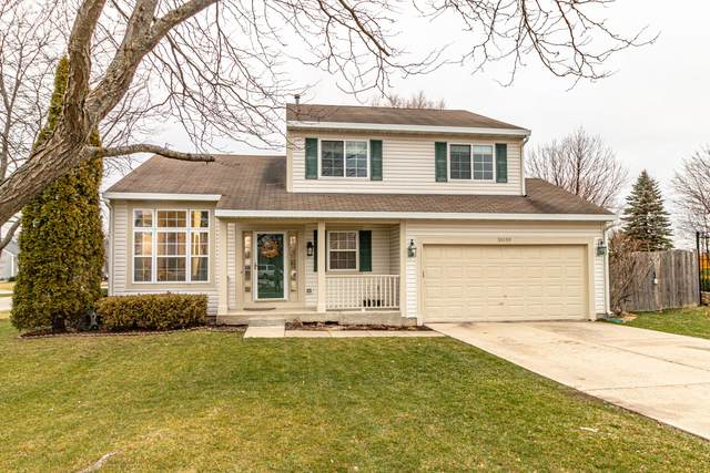 36159 N Banbury Court, Gurnee, IL 60031 (MLS #10956074) :: The Spaniak Team